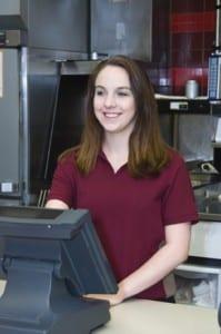 Food Service Girl Istock