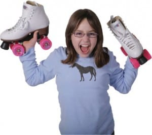 Skating-Girl